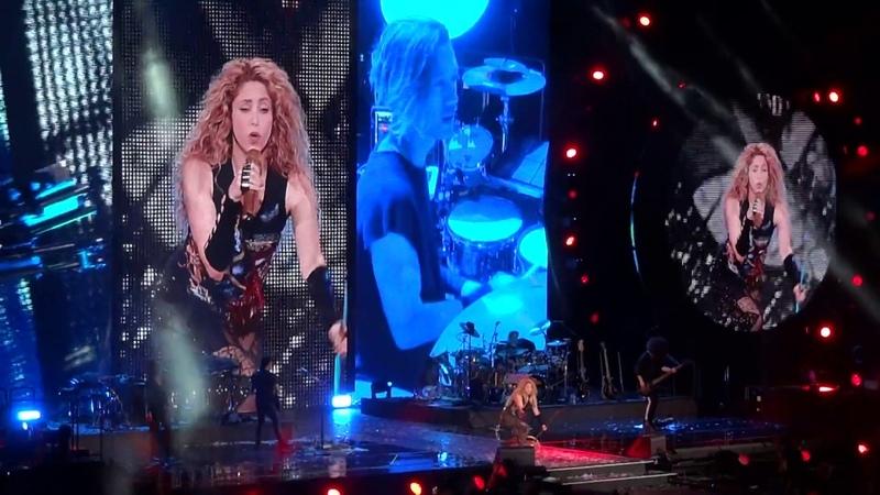 Shakira LIVE Full Set, Complete Concert - El Dorado World Tour - Ziggo Dome, Amsterdam, 08.06.2018