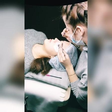 Tiffany_nail_perm video