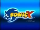 Соник Икс / Sonic X (заставка)