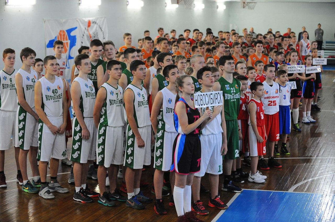 6 команд из Омской, Томской, Иркутской и Новосибирской областей.