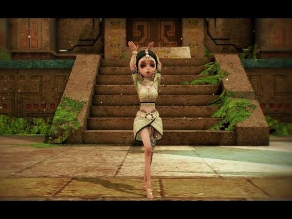 【第五人格MMD】不会跳异域舞的舞女不是好舞女!【舞女 梵音之舞】