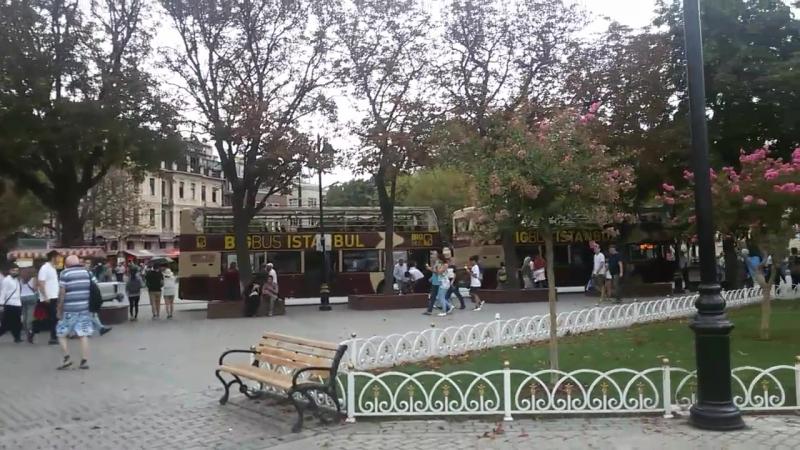 Ай- София. Стамбул)