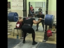 Дмитрий Берестов 260 на 3