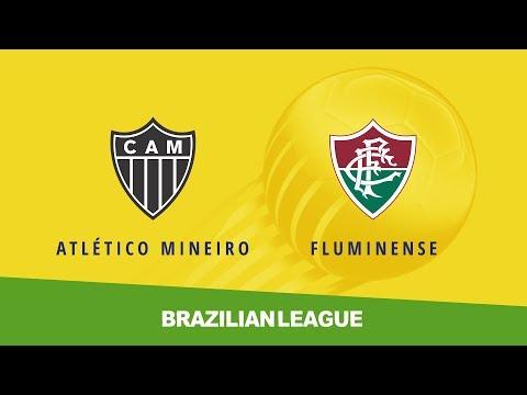 Atlético MG vs Fluminense (5-2) - Brazilian Serie A - Full match