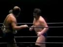 1982.03.07 - Dory Funk Jr. (c.) vs. Billy Robinson (NWA International Heavyweight Title - Charlotte NC)