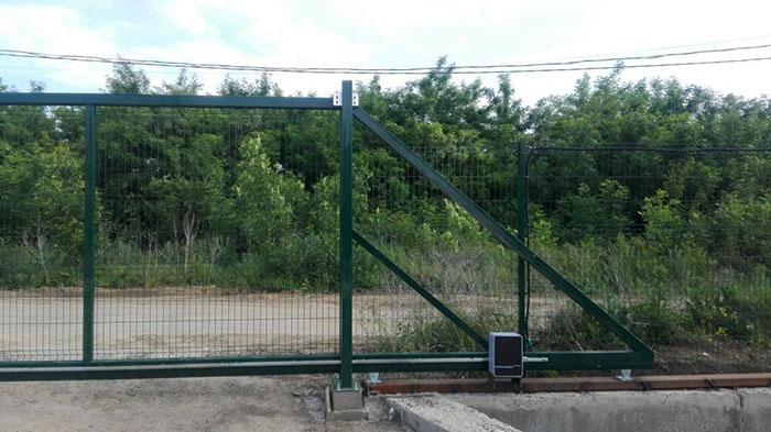ограждение для дачи www.3d-perimetr.ru