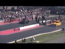 Jeff Lutz vs The Godfather Close Race at Colorado No Prep Kings