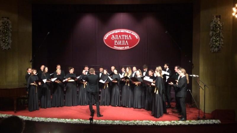 Златна вила 2018 (хор из Хорватии)