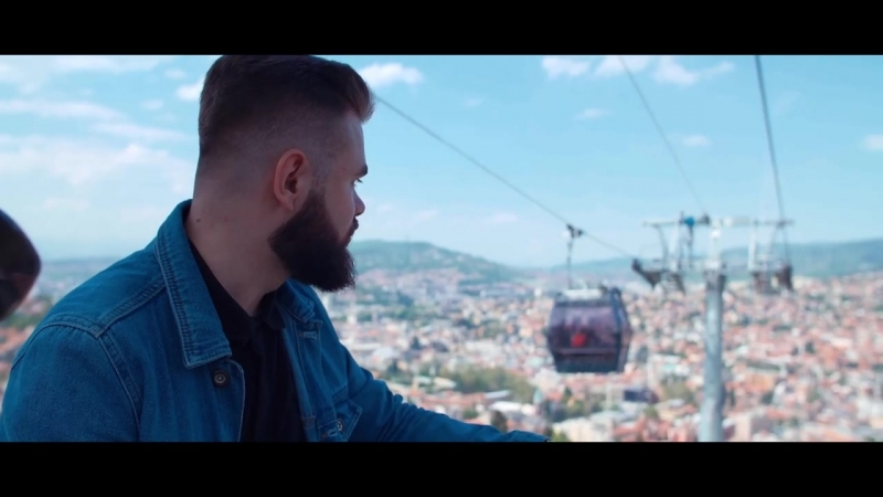Mirza Ganić Od dunja sam ruke digo OFFICIAL MUSIC VIDEO 4K