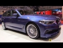 2018 BMW Alpina B5 Biturbo Touring AWD - Exterior Interior Walkaround - 2018 Geneva Motor Show