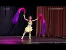 Наша ученица Елизавета Дешевенко Шоу LAYALI AL SHARQ 2018