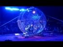 Девушка в шаре — Цирк-шапито «Корона»