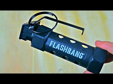 Flashbang Hot Sauce Challenge