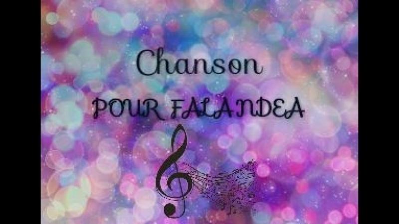 Chanson pour Falandea 2022 1 semifinal