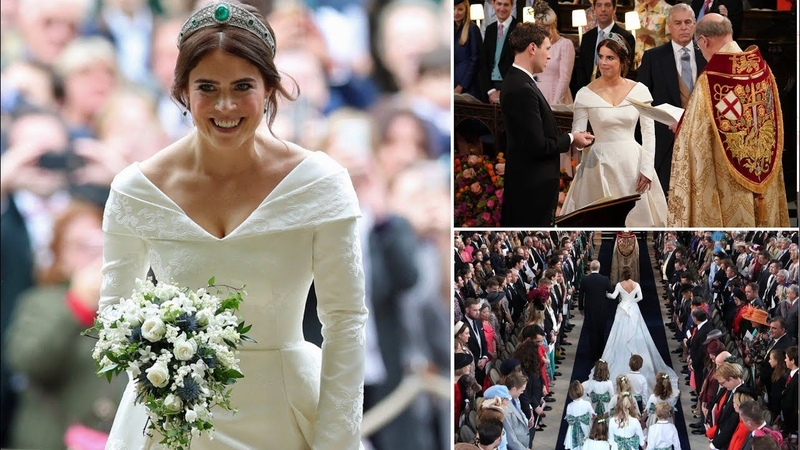 Princess Eugenie wedding attend Prince Harry, Meghan Markle, William and Kate Middleton