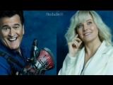 Песня Люси и Брюса в 3 серии 3 сезона Эша против зловещих мертвецов