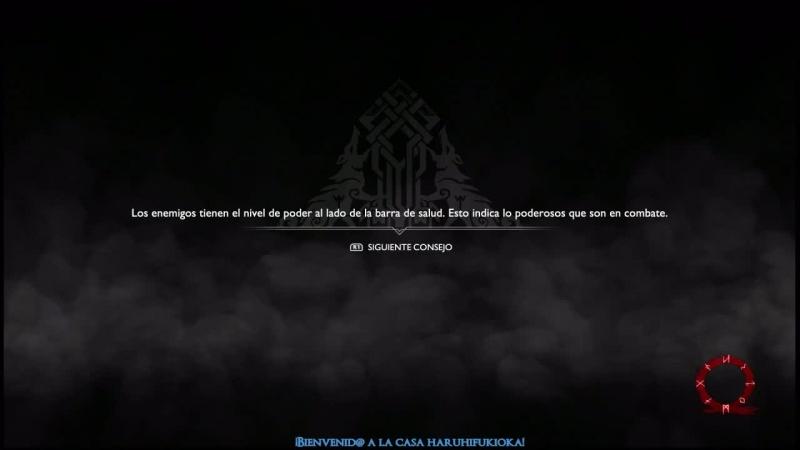 Vamos con Kratos en GOW