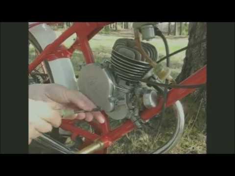 Замена вкладышей трения (сухарей) в двигателе Д-6