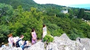 Крым малоизвестный. Вот такая красота перед Дегустацией вина в Массандре в нашем маршруте.