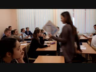 Заседание Школьного ученического самоуправления МБОУ СОШ №34 13.11.2018