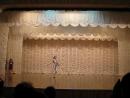 Катя Гречко ,солистка ансамбля современного танца Анжелика .Премьера танца Дух надежды 28 марта 2018