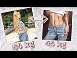 Как ПОХУДЕТЬ на 10 КГ 💪 | Как похудеть БЕЗ ДИЕТ | Моя история похудения