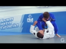 Renzo Gracie sweep from the DLR guard
