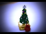 Matchstick Art and Craft | How to make a Matchstick Craft Tree | DIY Christmas Tree Project