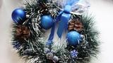 Новогодний венок своими руками / DIY Christmas wreath