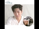 [VIDEO] 180709 INFINITE L Myungsoo for часть 2