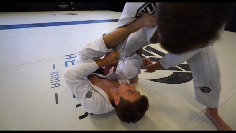 Espen Mathiesen-Reverse DLR to Matrix Back Take