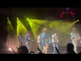 VK180617 MONSTA X fancam - Because of U @ The 2nd World Tour The Connect in London