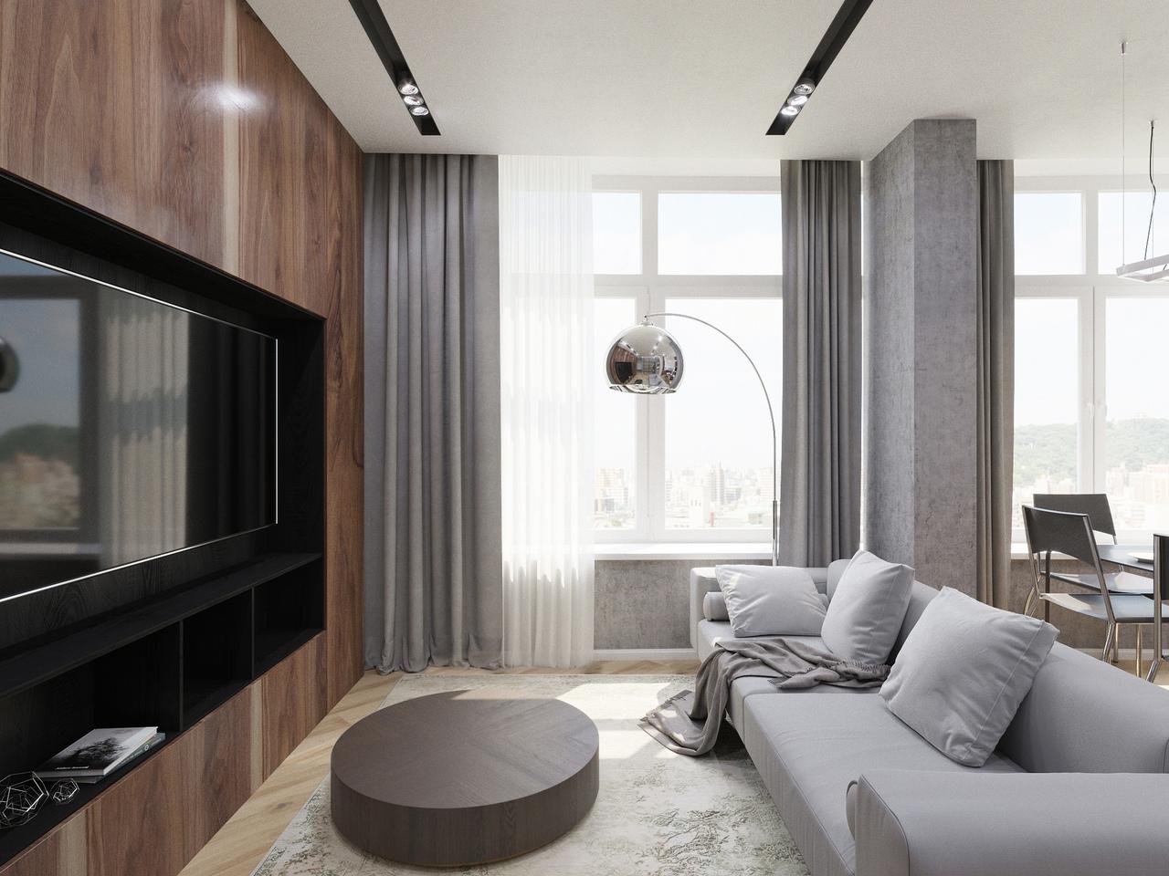 Квартира в Москве, 103 м.