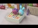 24. Лошадка - Уборка игрушек. Малышарики