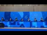 [FULL] 180221 PyeongChang 2018 Olympics Closing Ceremony Press Conference @ EXO