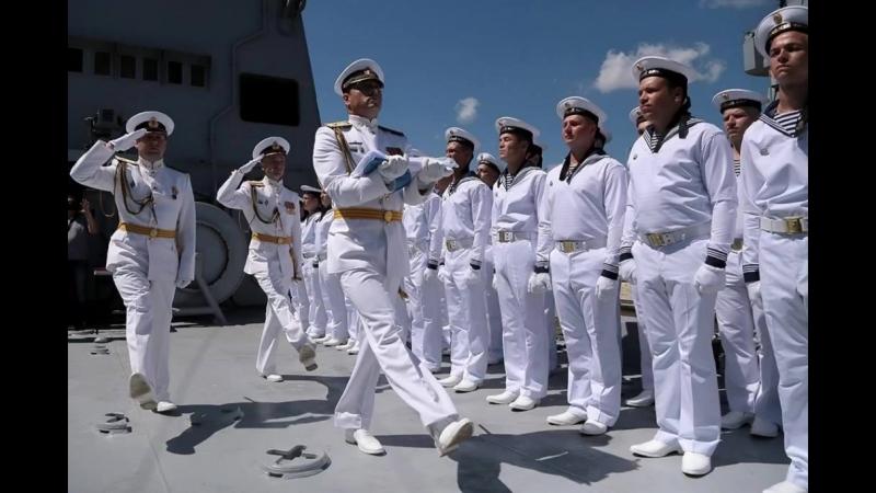 БДК Иван Грен отправляется служить на Северный флот