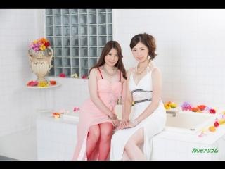 Maiko Saegimi, Masaki Uehara [PornMir, Японское порно вк, new Japan Porno, Uncensored, Group Sex, BlowJob, Cream Pie]