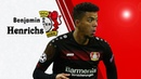Benjamin Henrichs - Bayer Leverkusen - Skills and Goals - 2017/2018 | HD