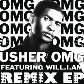 Usher альбом OMG featuring will.i.am Remix EP