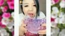 Корейцы едят лед с водой внутри/Koreans eat ice/попробуй не залипнуть/Try not to get stuck 2