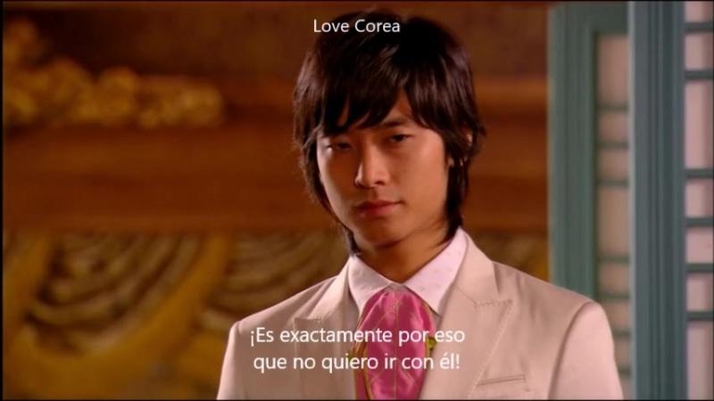 Goong (Educando a la Princesa) capitulo 21 sub español