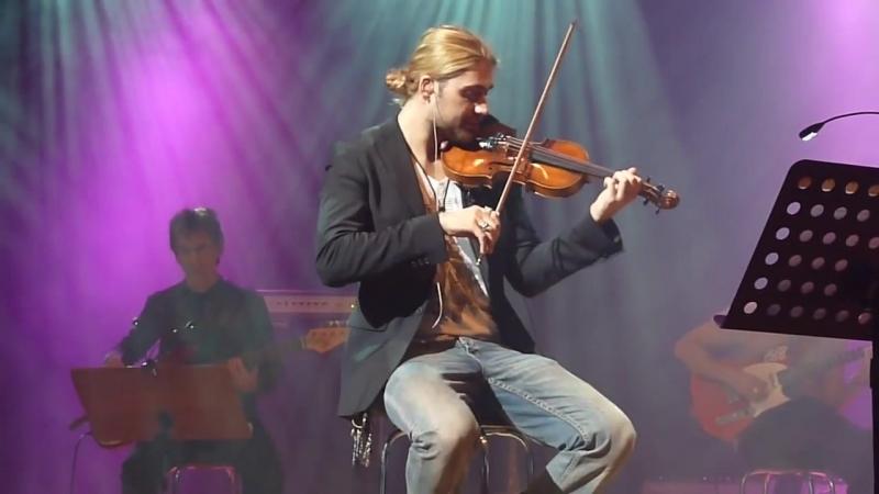 En Aranjuez Con Tu Amor David in Helsinki 18 Nov 2011