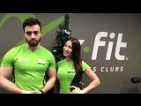 Приглашение от тренеров X-fit