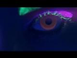 Цветные контактные линзы ADRIA NEON светятся в темноте.
