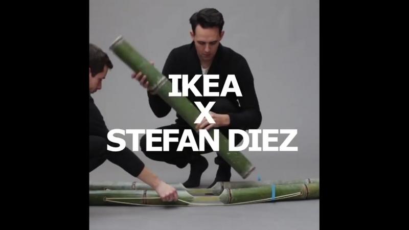 IKEA x Stefan Diez