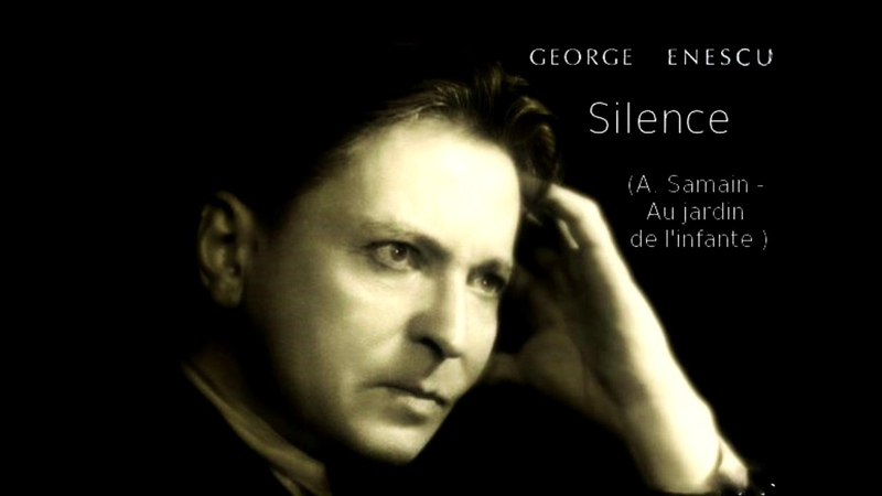 Silence(George Enescu) - Silviu Mihaila | Medeea Iftimie