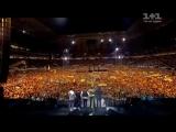 Тысячи людей спели Гимн Украины на концерте Океана Эльзы ко Дню Независимости