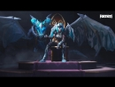 A Frozen Forewarning The new Valkyrie Outfit and Frostwing Glider are available now