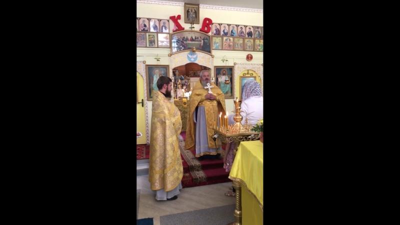 22 мая – Перенесение мощей святителя и чудотворца из Мир Ликийских в Бар_720p 019