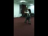 Tony Pirata + Lydia Laprade | Kizomba Demo | Sochi 10.2018